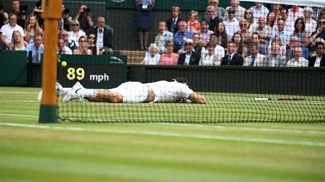 Son dünya sıralamasında Nadal 5'inci Federer ise 7'nci basamakta yer aldı.