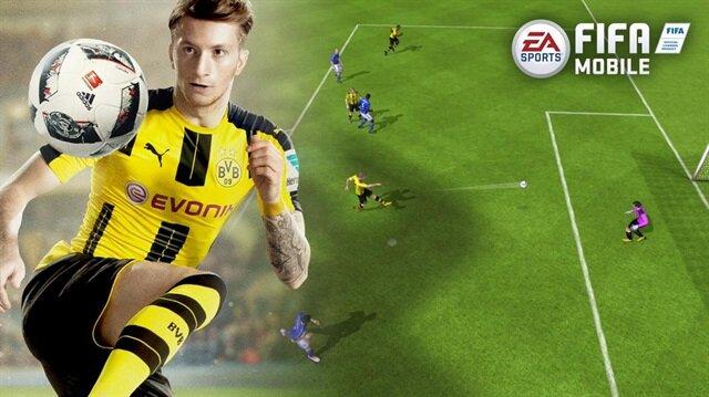 Yeni oyun FIFA 17 yerine FIFA Mobile adıyla yayınlandı.