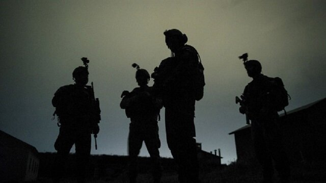 Irak'ta bir Amerikan askeri öldü