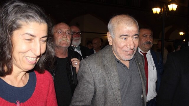Ilyas Salman Aydında Gözaltına Alındı Ilyas Salman Kimdir