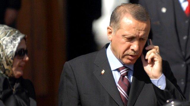 Cumhurbaşkanı Erdoğan'dan Şahika Ercümen'e tebrik telefonu