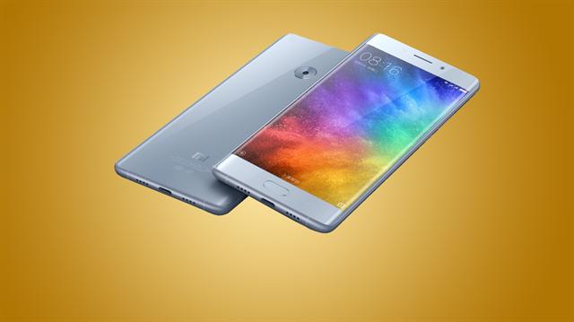 Xiaomi Mi Note 2 resmen tanıtıldı