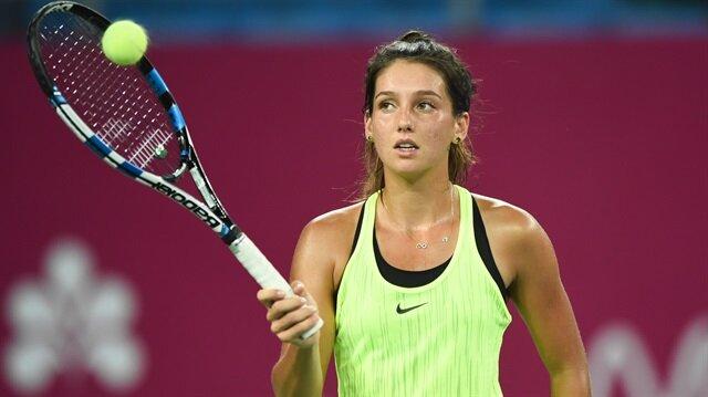 İpek Soylu tenisin en prestijli turnuvalarından biri sayılan Wimbledon Tenis Turnuvası'nda teklerde Grand Slam ana tabloda oynayan ilk Türk kadın tenisçi olmuştu.