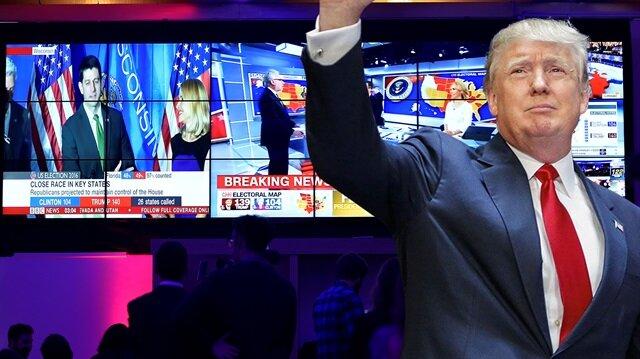ABD seçim sonuçları açıklandı: Trump başkan