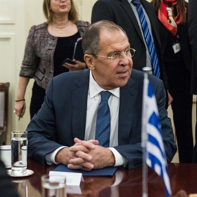 Lavrov'dan Trump açıklaması