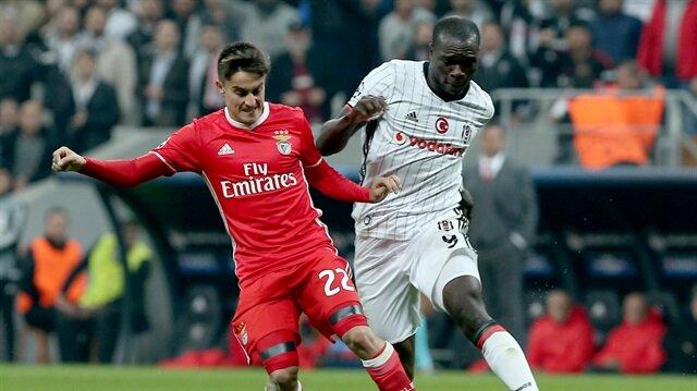 Beşiktaş 3-3 Benfica (Geniş özet)