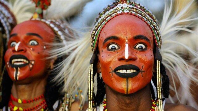 En Ilginç Afrika Gelenekleri