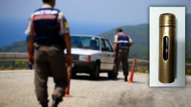 Erzurum'da 'kırmızı cıva' ele geçirildi: 3 gözaltı