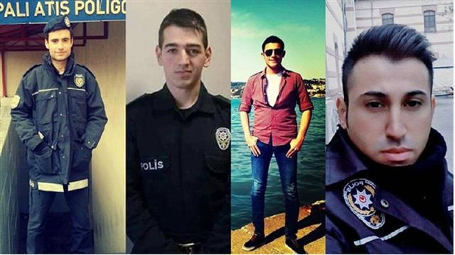 Şehit isimleri açıklandı! İşte Beşiktaş şehitlerinin isimleri ve memleketleri