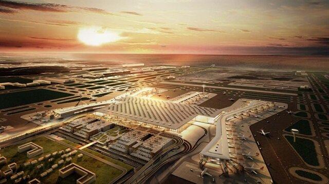İlk etabı 6 milyar Euroya mal olacak projede inşaat giderlerinin önemli bölümü Türkiye'de kalacak.
