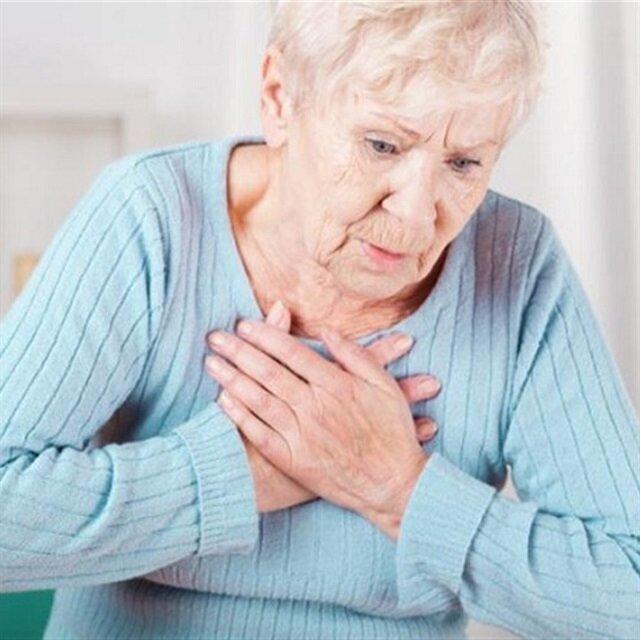 Kadınlar kalp krizini hissetmiyor