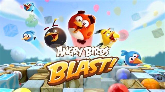 Angry Birds yepyeni bir oyunla geri döndü
