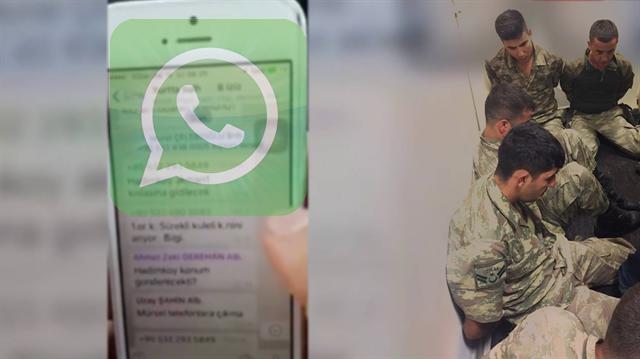 FETÖ'cü askerlerin yeni WhatsApp grubu: Anans Gücü