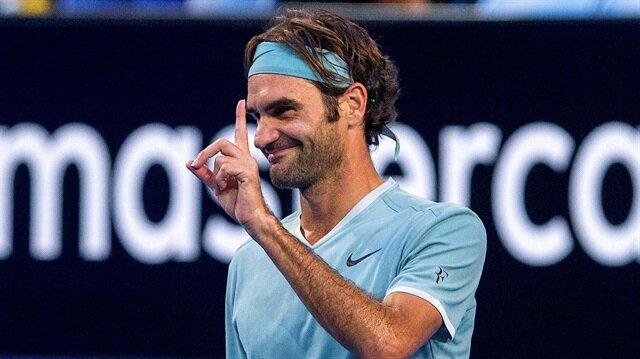 Federer zorlanmadı