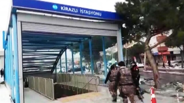 Istanbul police evacuate metro over Istanbul attacker tip-off
