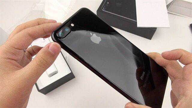 Simsiyah iPhone 7 alanlar pişman oldu