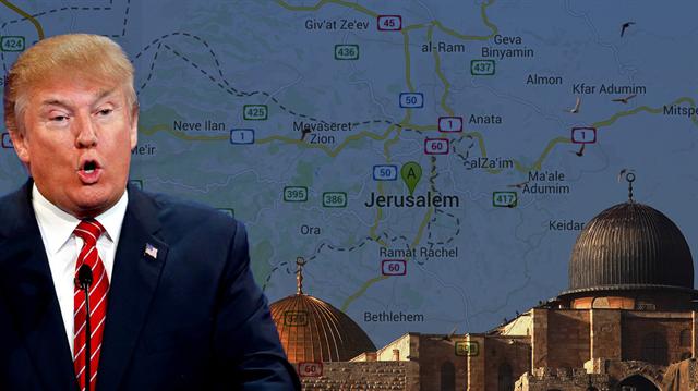 Trump: Kudüs sözümü iyi hatırlıyorum