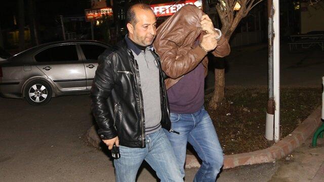 5 ilde FETÖ operasyonu: 36 polis gözaltında