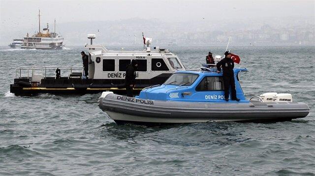 İstanbul'da denizde 40 günlük bebek aranıyor