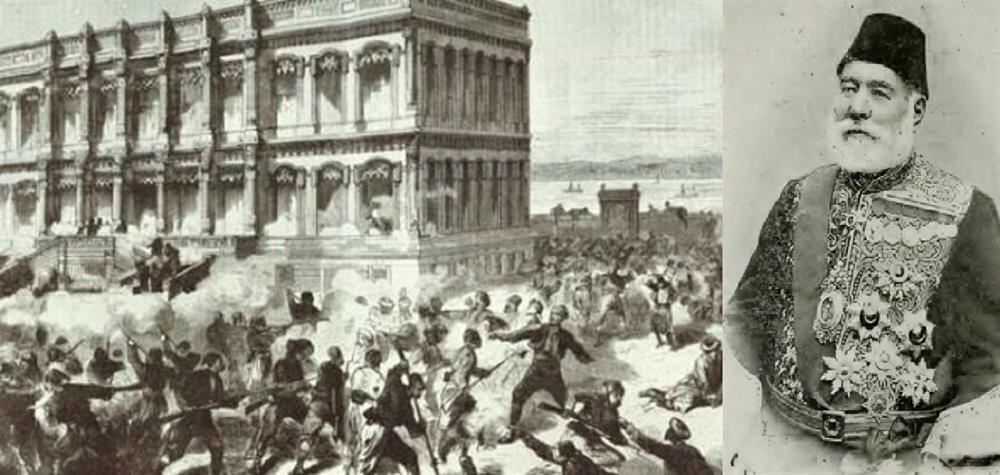 Sultan'ın has adamı 19 Mart 1877 tarihinde mabeyin başkâtibi olarak meclisin açılış konuşmasını okuyan Said Paşa, güçlüklerin ve sorunların gölgesinde yürütülen ıslahat çalışmalarından bahsetmiş, Kanun-i Esasi'nin kabul ve ilan edildiğini hatırlatmıştır. Ardından Hazine-i Hassa Nazırı olarak görevine devam eden Paşa, Ekim 1879'da başvekil unvanıyla Sadaret makamına yükselir ve 9 Haziran 1880'e kadar en uzun süre bu görevde kalan devlet adamı olmayı başarır. Paşa, Osmanlı maliyesinin düze çıkarılmasında belirleyici rol oynamış ve tarafsızlığa dayalı bir dış politikadan yana olmuştur.