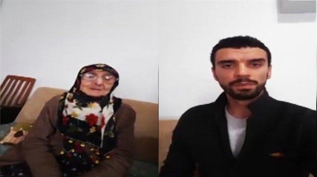 Kenan Sofuoğlu 104 yaşındaki ninesiyle birlikte 'evet' dedi