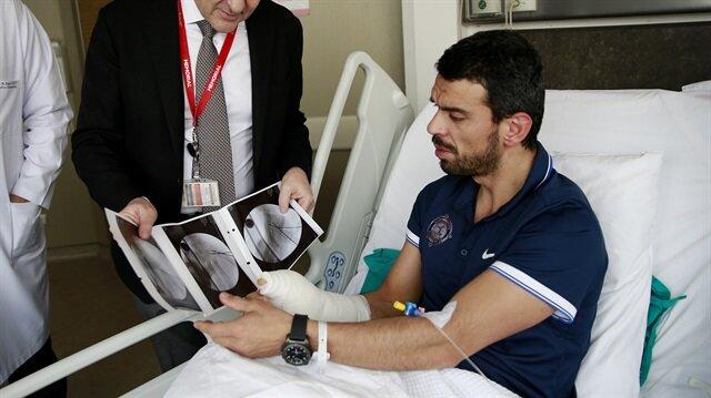 Ameliyat edilen Kenan Sofuoğlu, sakatlığı, tedavi ve iyileşme süreciyle ilgili açıklamalarda bulundu.