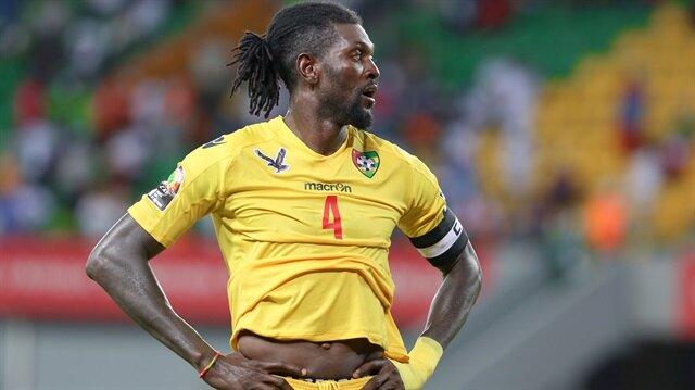 Son olarak Afrika Kupası'nda Togo Milli Takımı forması giyen Adebayor, Başakşehir forması giyecek.