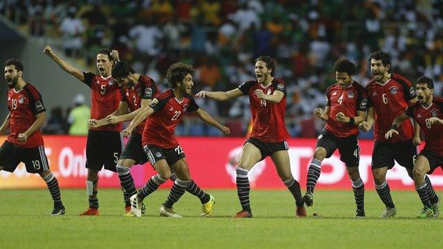 İlk finalist Mısır oldu