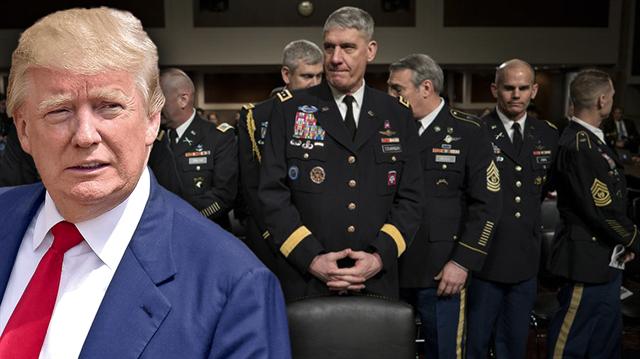 ABD medyası: Trump'a askeri darbe gelebilir