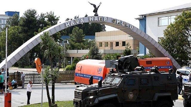 91 Hava Harp Okulu öğrencisi ve 2 komutan için FETÖ iddianamesi
