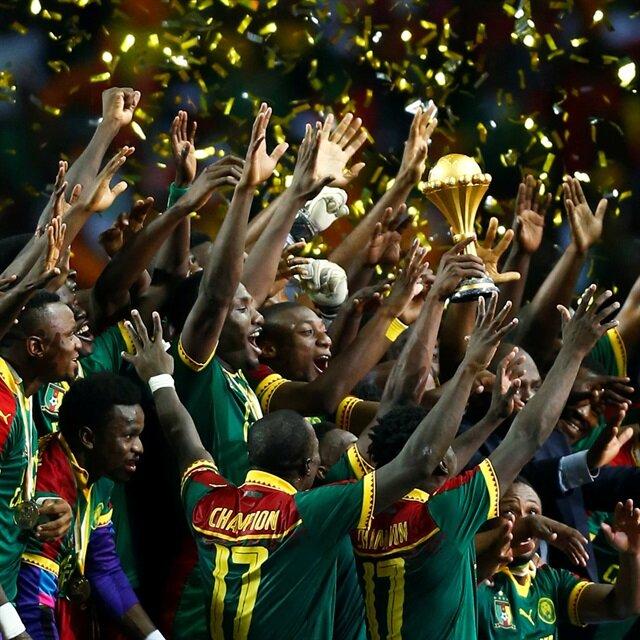 Mısır-Kamerun: 1-2