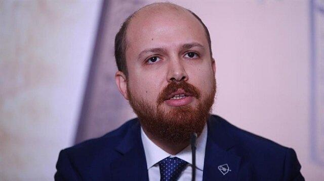 Bilal Erdoğan.
