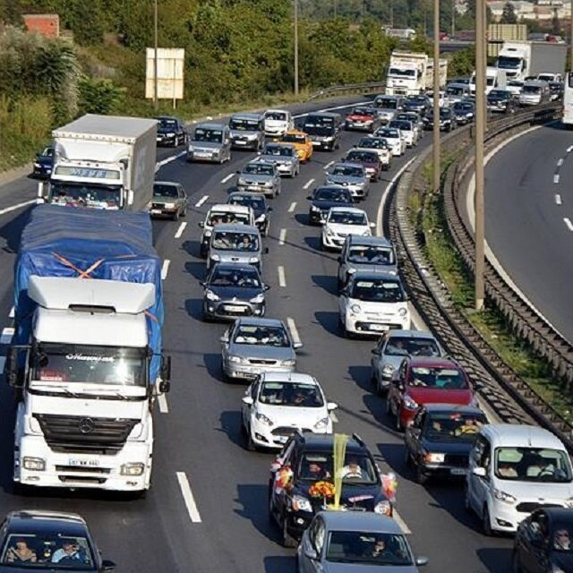 Turkey sees rise in registered vehicles