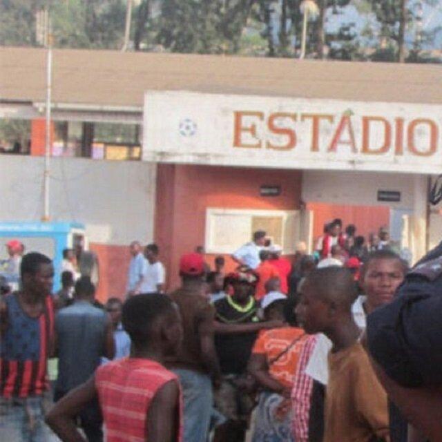 Angola'da futbol faciası: 17 ölü