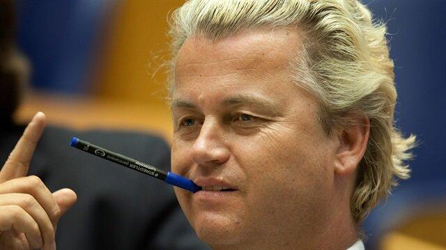Geert Wilders yine haddini aştı