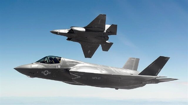 F35 savaş uçaklarına Roketsan füzesi