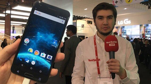 MWC 2017 Fuarı'nda Vestel standında yeni tepe seviye akıllı telefon Venus Z10'un ön incelemesini gerçekleştirdik.