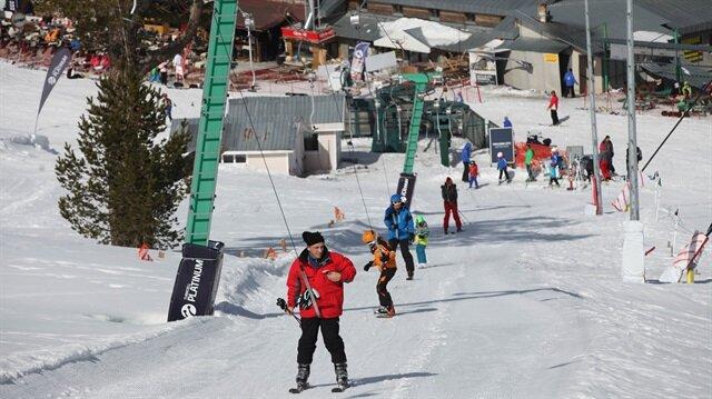 Turkish Ski Resort Sees Near Full Booking Over Winter