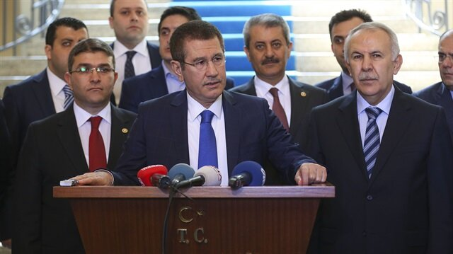 Canikli said the government would make the decision in the coming days after clarifying how the pilot fell in Turkish borders and under what mission the aircraft was in.