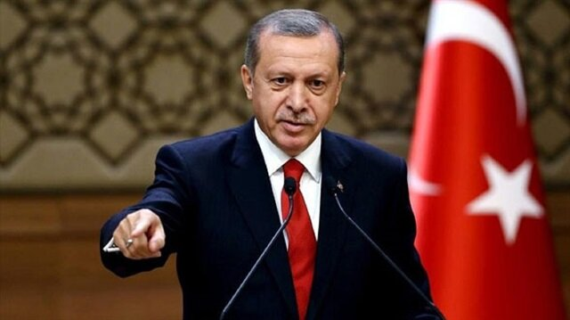 Erdoğan said that Turkey would continue to fight against terrorism until all terror organizations were eradicated.