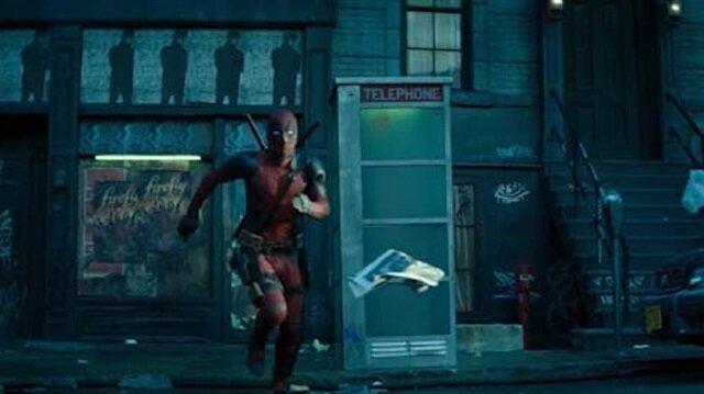 Deadpool 2'den ilk tanıtım