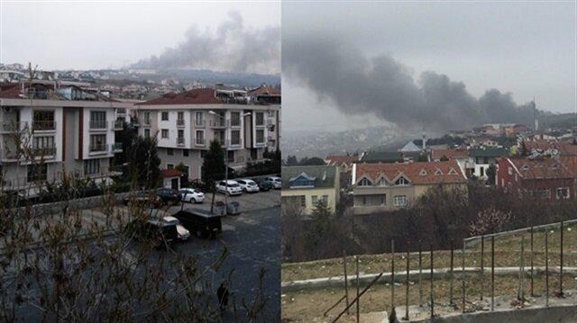 Incident occurred in Büyükçekmece district of Istanbul.