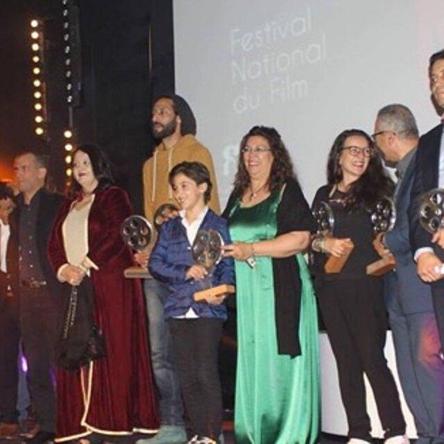 """""""عرق الشتا"""" يتوج بالجائزة الكبرى لمهرجان الفيلم بالمغرب"""