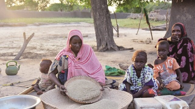 Afrika'nın kadınları