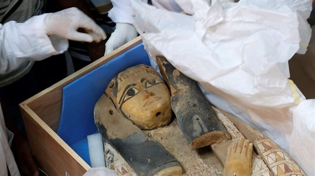 Egypt thwarts 24 cases of antiquities theft in one week