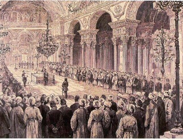 1876'dan günümüze;Türkiye'nin Anayasalar Tarihi