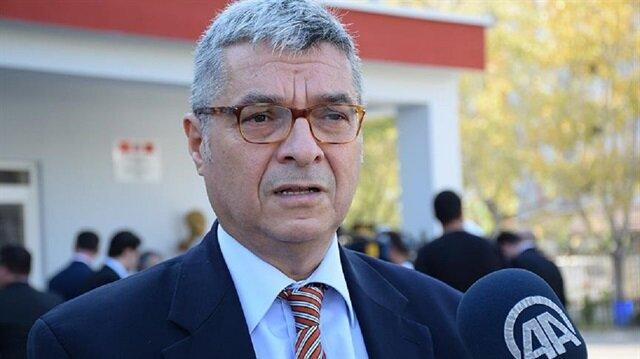 Türkiye'nin Tiran Büyükelçisi Hidayet Bayraktar