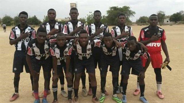 Mozambikli futbolcuyu timsah yedi