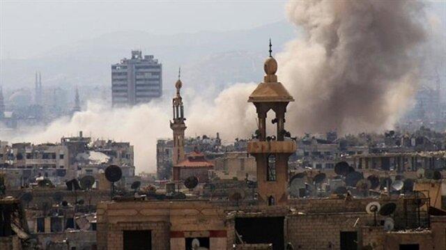 Muhalifler Şam'a karşı harekete geçti