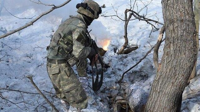 3 terrorists killed in operations in past week